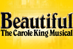 Beautiful The Carole King Musical Logo