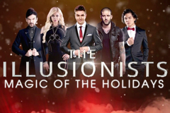 THE ILLUSIONISTS - MAGIC OF THE HOLIDAYS Grosses