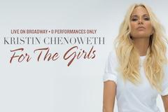 Kristin Chenoweth: For the Girls Awards