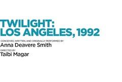 Twilight: Los Angeles, 1992 Logo