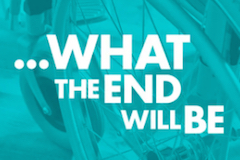 what the end will be Logo