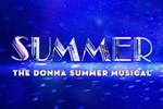 Summer The Donna Summer Musical (Non Eq) Logo