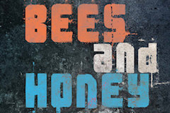 Bees and Honey Logo