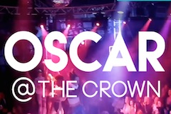 Oscar at the Crown