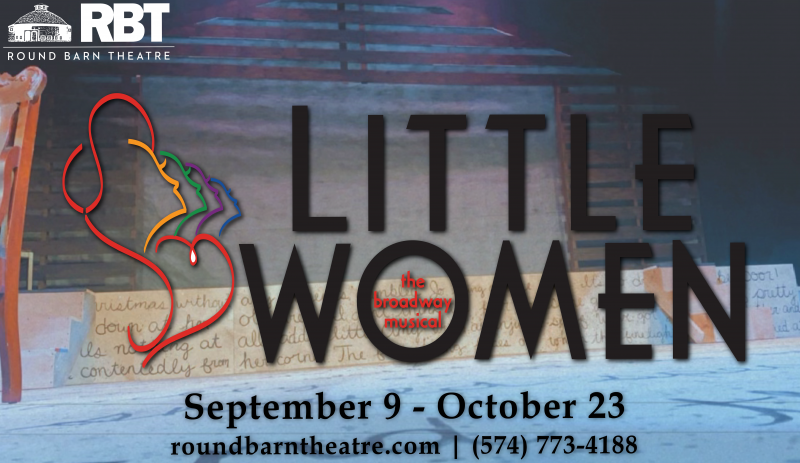 BWW Review: LITTLE WOMEN at Round Barn Theatre