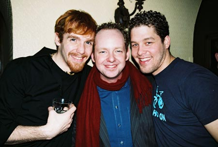 Photo Coverage: Unexpected Songs- The Lesser Known Tunes of Andrew Lloyd Webber (After-Party)