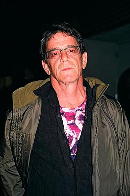 Lou Reed Photo
