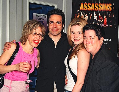 Photo Coverage: NEXT Magazine Assassins Post Show Party
