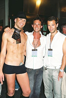 Photo Coverage: Broadway Bares 14: Now Showing