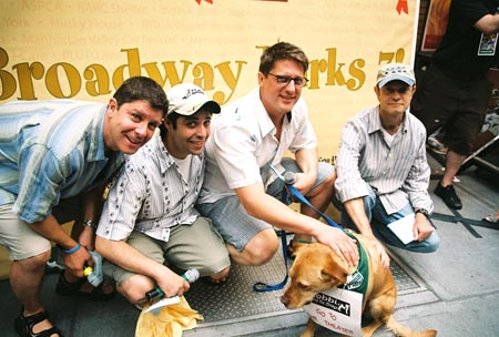 Photo Coverage Broadway Barks 7