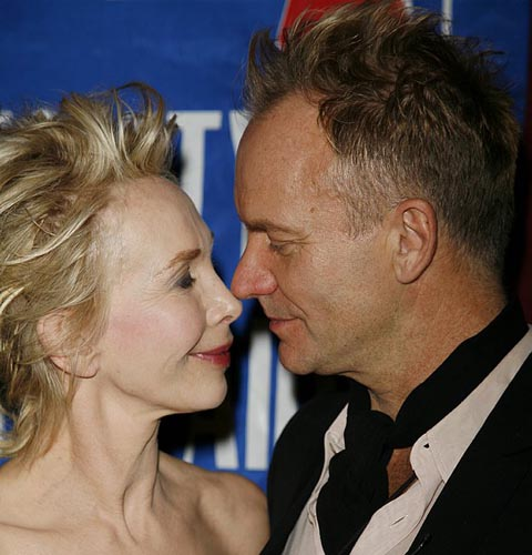 Photo Coverage: Sting, Styler and Price Star in BC/EFA 'Twin Spirits' Benefit