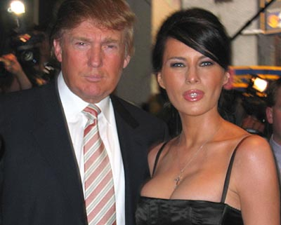 donald trump young pictures. Donald Trump, and new fiancee
