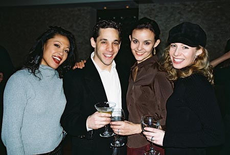 Photo Coverage: Wonderful Town Cast Party