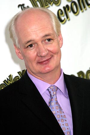 Colin Mochrie at The Drowsy Chaperone Opening Night Party