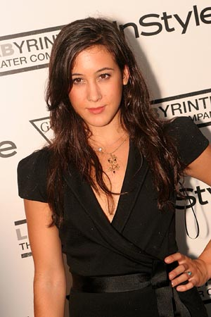 Vanessa Carlton  at LAByrinth Theater Company Celebrity Charades