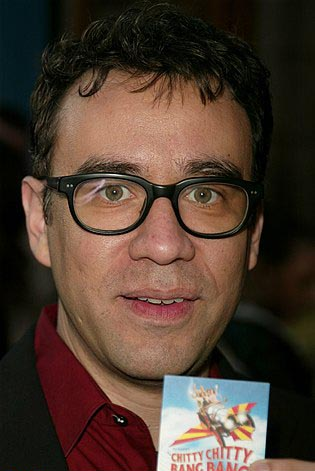 Fred Armisen Photo