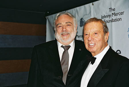 Ed Dixon and Cy Coleman at Theatre Legend Cy Coleman Passes Away at 75