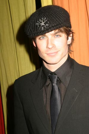 Ian Somerhalder Photo