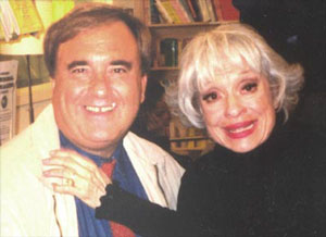 BROADWAY'S LIVING DOLL:  AN INTERVIEW WITH CAROL CHANNING