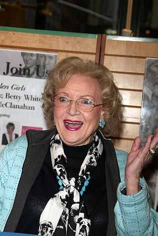Betty White Photo