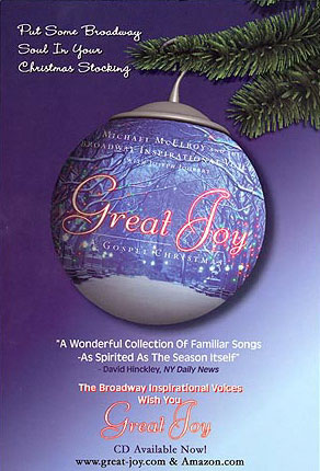 Photo Coverage: Great Joy - A Holiday Celebration from Broadway