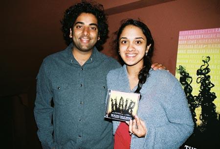 Anisha nagarajan and husband