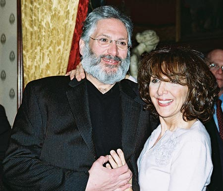 Photo Coverage: Harvey Fierstein and Andrea Martin Open in Fiddler