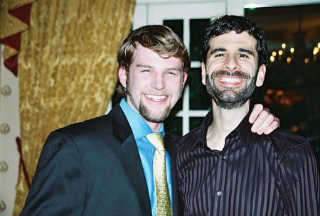 Ward Billeisen And John Cariani Photo 2005 01 24