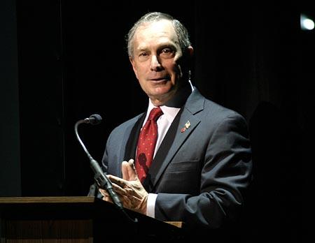 Michael Bloomberg Photo
