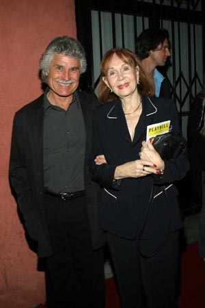 Katherine Helmond and husband