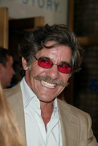 Geraldo Rivera at Lennon Opening Night Arrivals