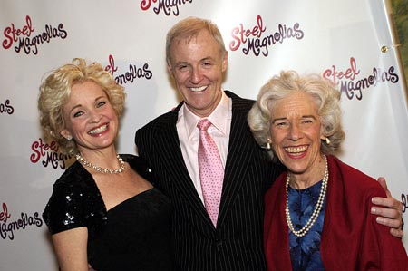 at Steel Magnolias Opens on Broadway