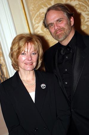 Jane Curtin, and Chris Campbell at NCTF Gala Honors John Lithgow, Chris Campbell, and Gordon Davidson