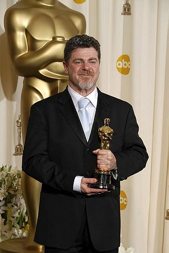 Gustavo Santaolalla at 78th Annual Academy Awards