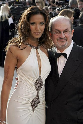 Salman Rushdie Photo