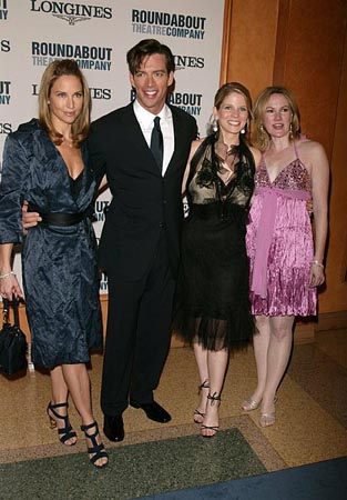 Acura New Orleans >> Harry Connick Jr. with his wife Jill Goodacre, co-star Kelli O'Hara and Director Kathleen ...