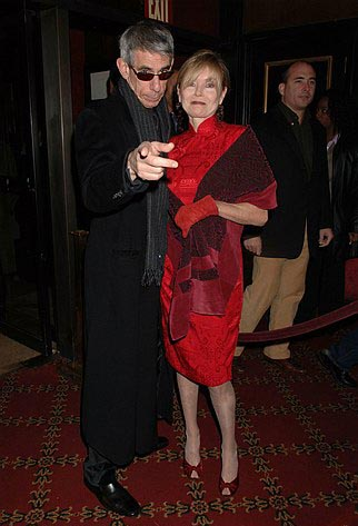 Richard Belzer And Wife Photo 2005 12 05