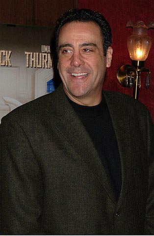 Brad Garrett at The Producers Film Premieres in New York