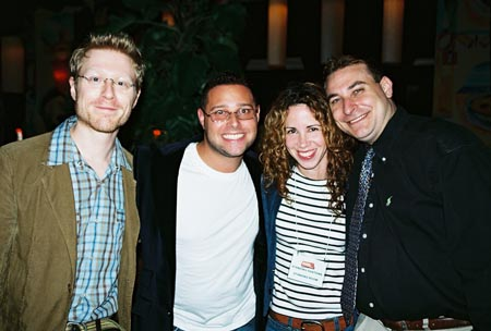 Photo Coverage: Standing Ovations IV After-Party