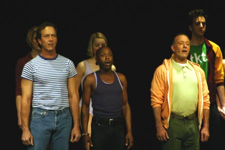 Photo Coverage: LA's S.T.A.G.E. Benefit - Performance