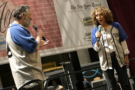 Photo Coverage Stars In The Alley Concert