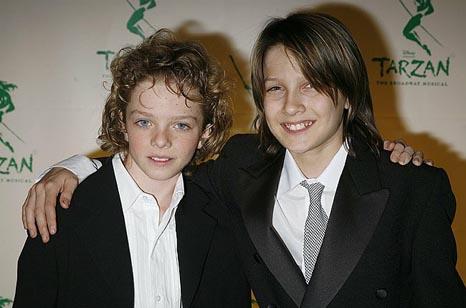 Alex Rutherford & Daniel Manche Photo (2006-05-10)