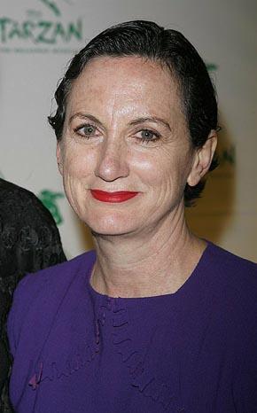 Meryl Tankard at Opening Night at Tarzan