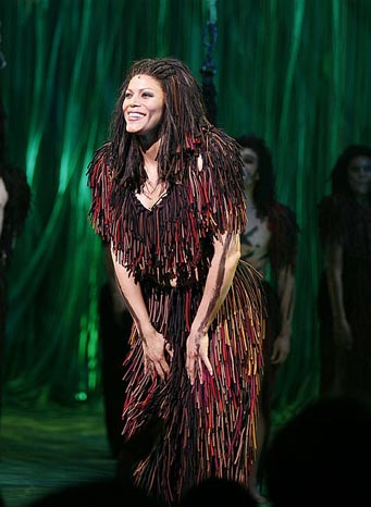Photo Coverage: Opening Night at Tarzan
