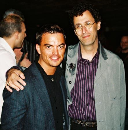 Photo Coverage: Trevor Project Honors Tony Kushner at Crobar