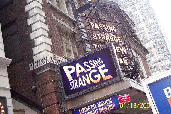 re: The offical Passing Strange Love Thread................