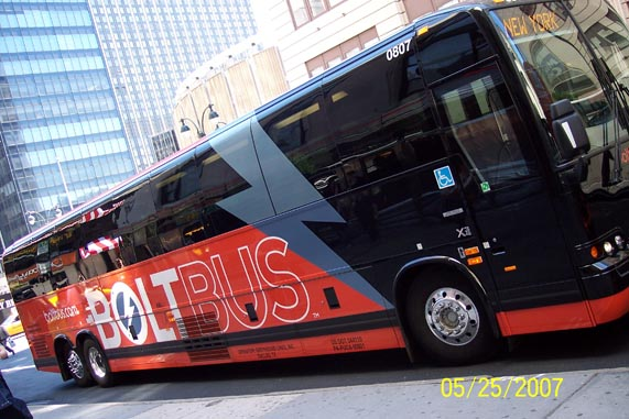 re: Best bus NYC to DC?