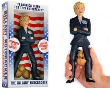Hillary nutcraker? !