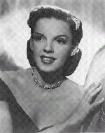 another famous lady of song and another inspiration, the divine Judy Garland