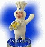 Euan Morton as the Dough Boy.